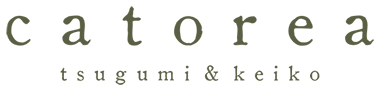 catorea Tsugumi & Keikoのロゴ